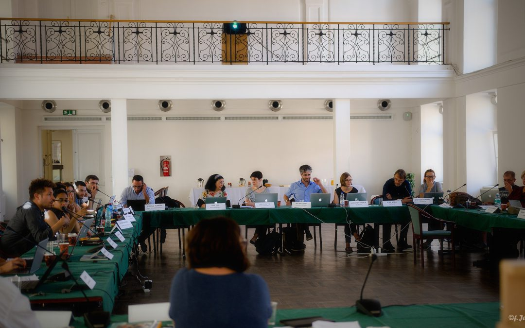 The CATCH-EyoU Meeting in Brno, August 24-26, 2016