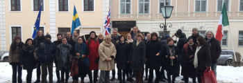 The 6th Consortium Meeting and General Assembly, Tartu
